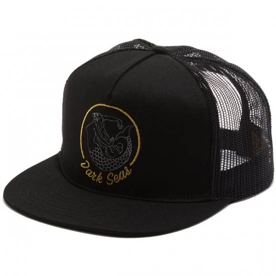 Dark Seas Periscope Hat - Black