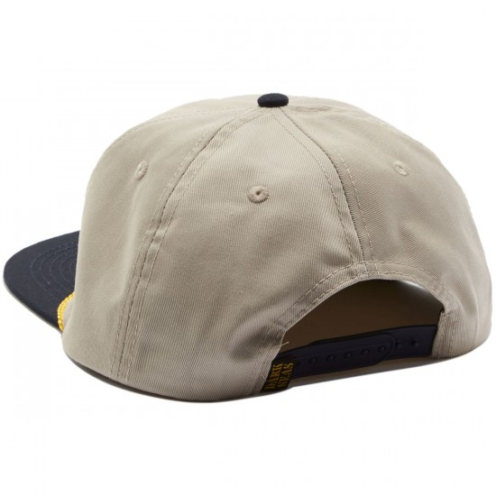 Dark Seas Yellows Hat - Khaki