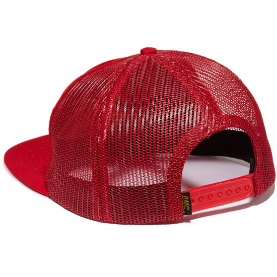 Loser Machine Interlock Hat - Red