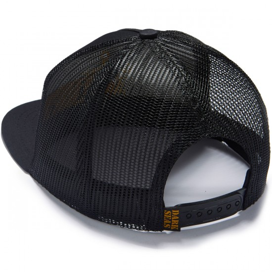 Dark Seas Flight Deck Hat - Black