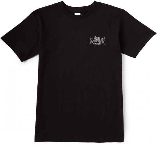 Loser Machine Wingspan T-Shirt - Black
