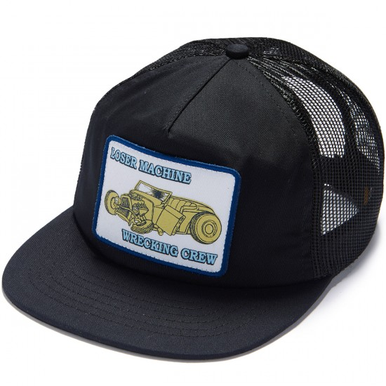 Loser Machine Shakleford Hat - Black