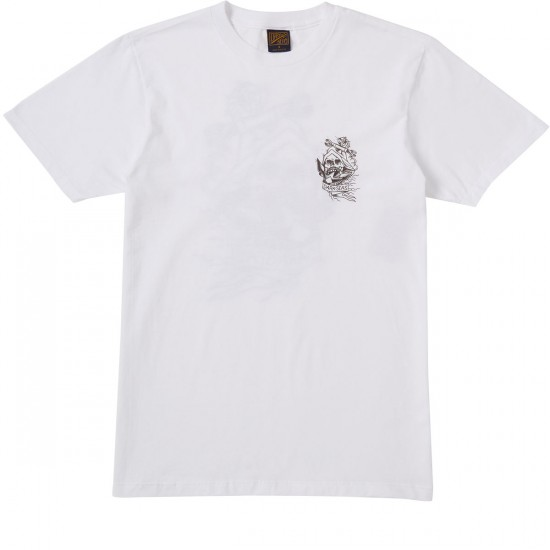Dark Seas Vanish II T-Shirt - White