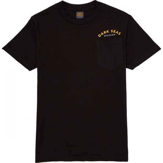 Dark Seas Head Master T-Shirt - Black