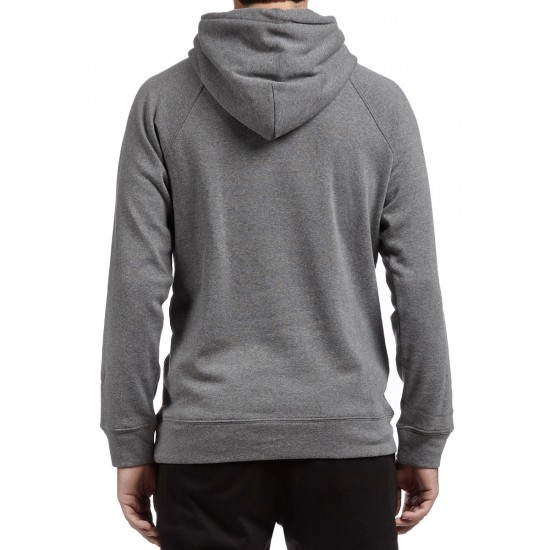 Obey Lofty Creature Comfort Pullover Hoodie - Heather Grey