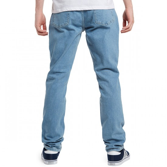 Obey New Threat Denim Pants - Light Indigo - 30 - 32