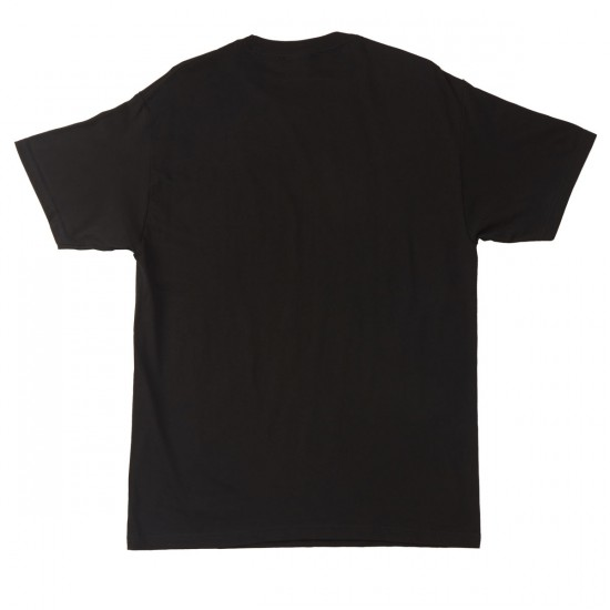 Obey Premium Basic Pocket T-shirt - Black