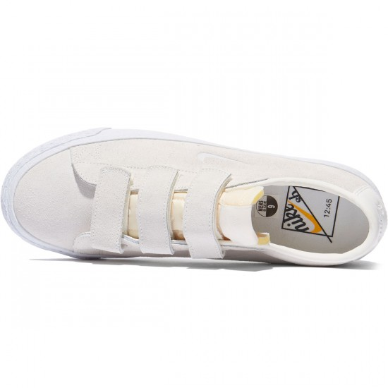 Nike SB X Numbers Zoom Blazer Low AC QS Shoes - Sail/Sail/White - 13.0