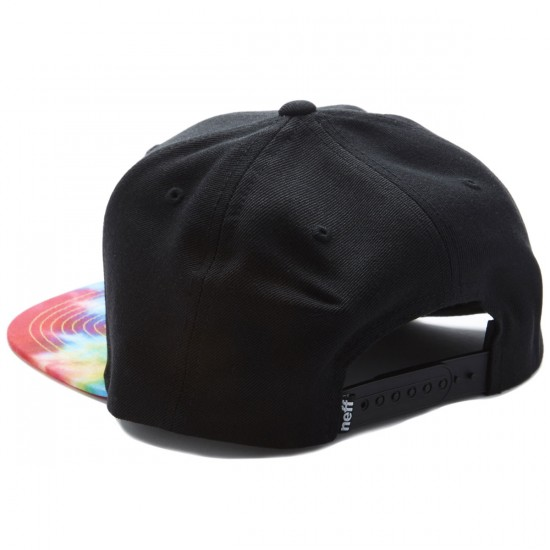 Neff Daily Pattern Hat - Black/Tye Dye
