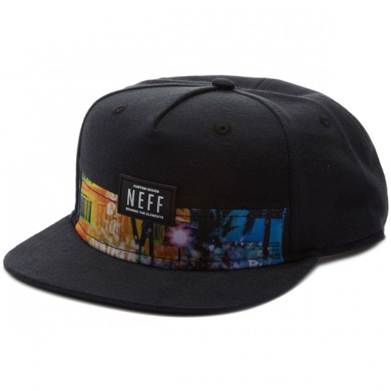 Neff Crew Cut Hat - Black