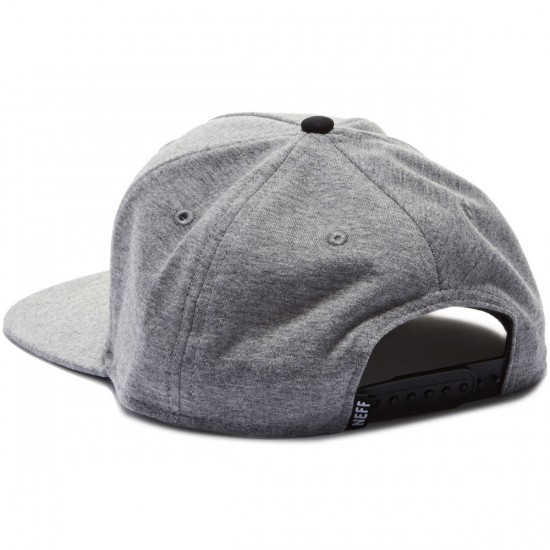 Neff Crew Cut Hat - Grey