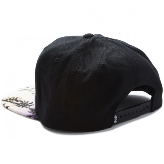 Neff Daily Pattern Hat - Black/Sunset