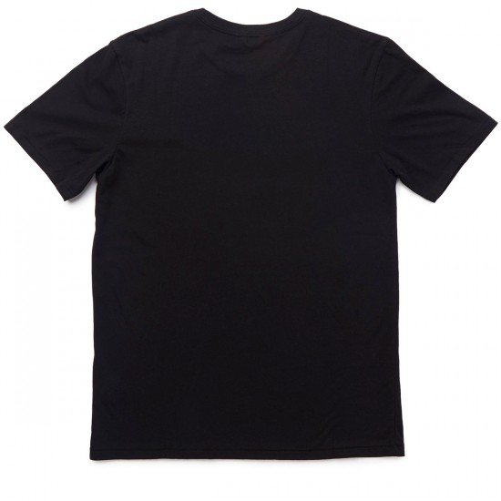 Neff Quad Dye T-Shirt - Black