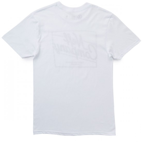 Neff The Deluxe T-Shirt - White