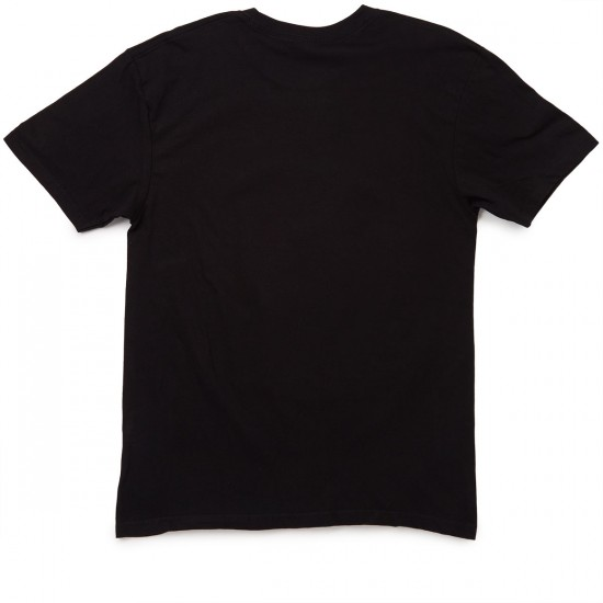 Neff New World T-Shirt - Black