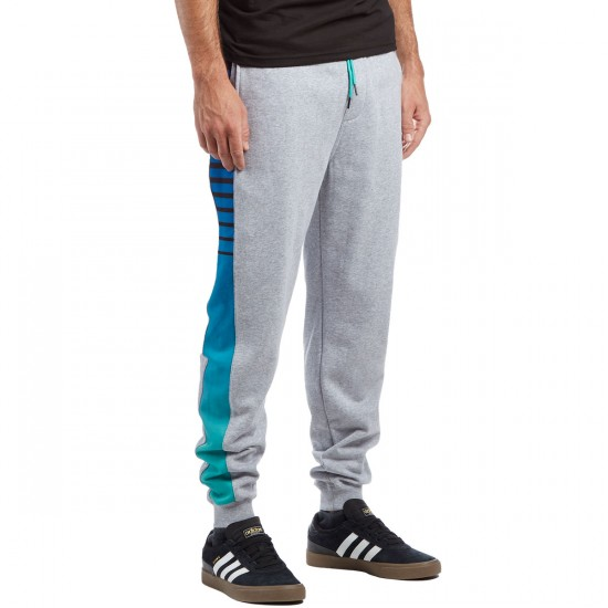 Neff Lazer Swetz Pants - Athletic Heather - LG