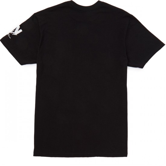 Neff Joy Ride T-Shirt - Black