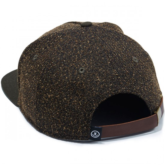 Neff Petticap Hat - Tan/Brown