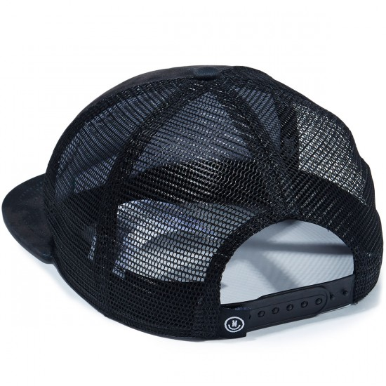 Neff Washer Trucker Hat - Black