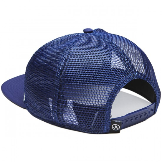 Neff Waco Trucker Hat - Navy