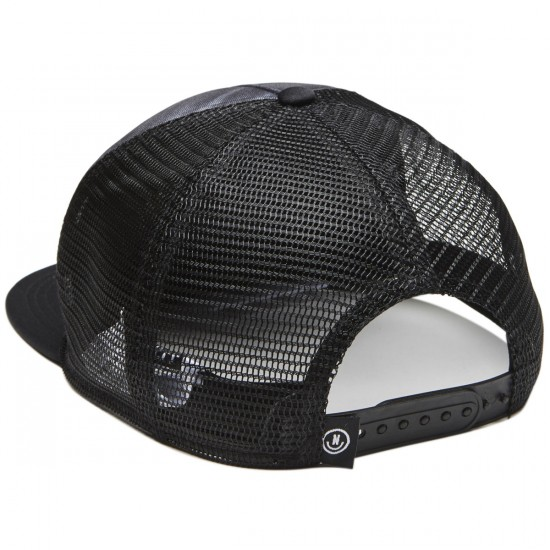 Neff Waco Trucker Hat - Tennis/Black