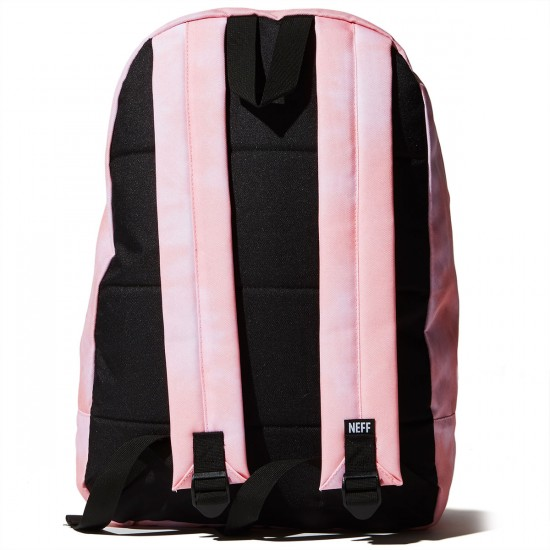 Neff Daily Backpack - Pink Tie Dye