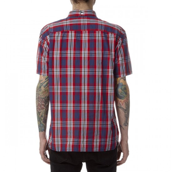 DC Standish Shirt - Vintage Indigo Plaid
