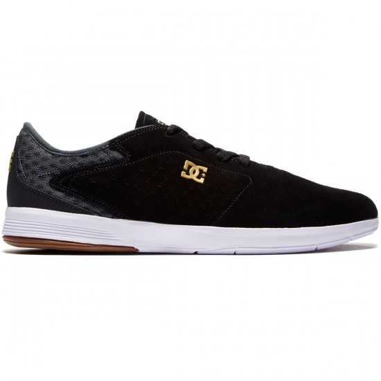 DC New Jack Shoes - Black - 8.0