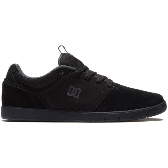 DC Cole Signature Shoes - Black 3 - 8.0