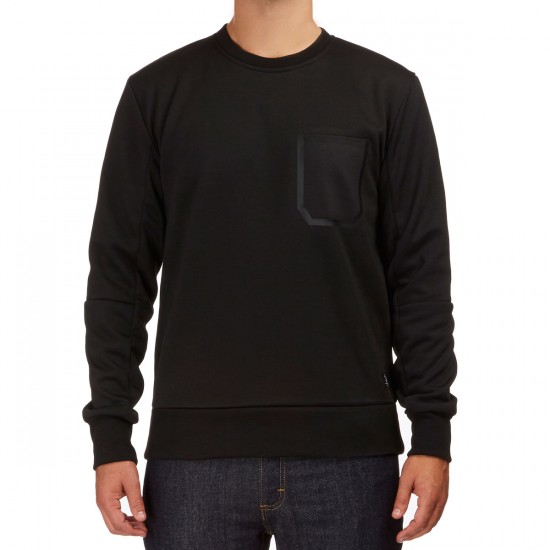 DC Highton Sweatshirt - Black