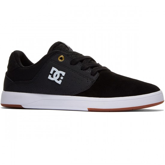 DC Plaza TC S Shoes - Black - 8.0