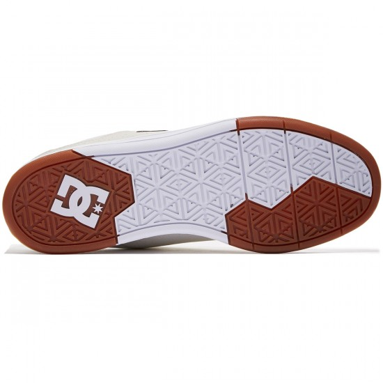 DC Plaza TC S Shoes - Cream - 8.0