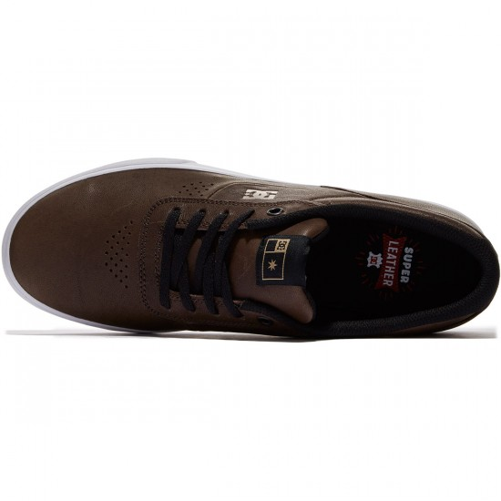 DC Switch S LX Shoes - Brown/Black - 8.0