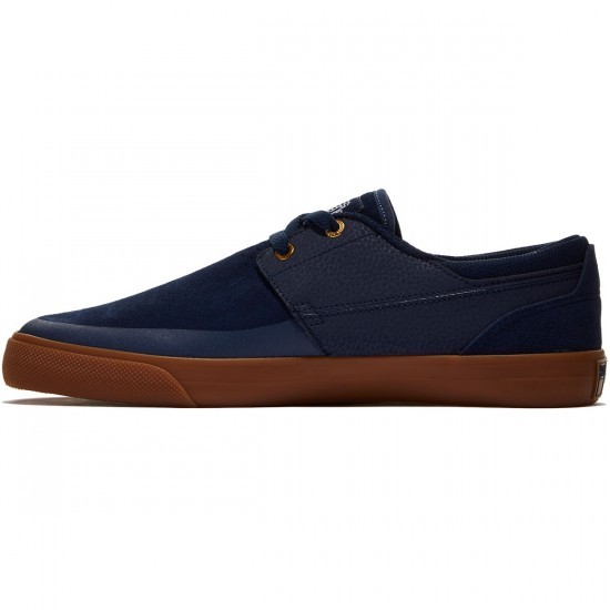 DC Wes Kremer S Shoes - Navy/Gum - 8.0