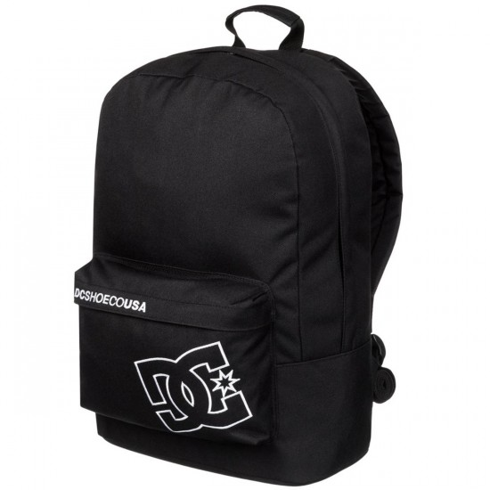 DC Bunker Solid Backpack - Black