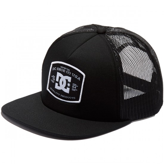 DC Besterman Hat - Black