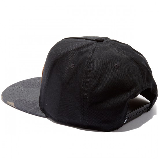 DC Glades Hat - Black