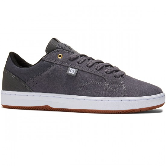 DC Astor S Shoes - Charcoal - 8.0