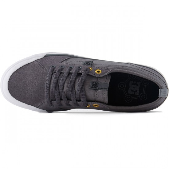 DC Evan Smith S Shoes - Charcoal - 8.0