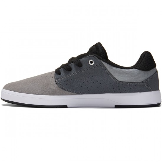 DC Plaza TC S Shoes - Charcoal Grey - 8.0