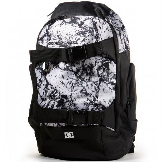 DC Wolfbred III Backpack - Lily White Storm