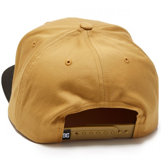 DC Snappy Hat - Amber Gold