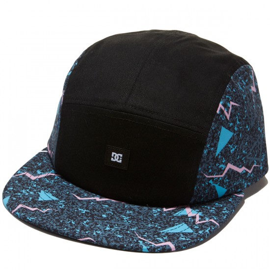 DC Bay C Hat - Black DC Bay