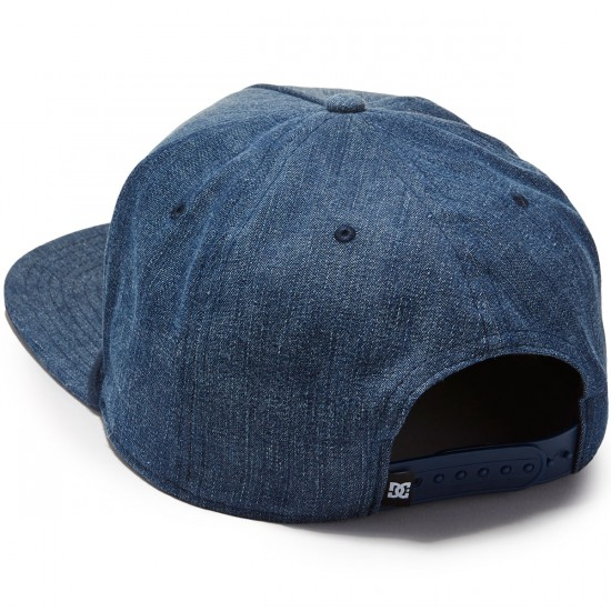 DC Denimo Hat - Indigo Denim