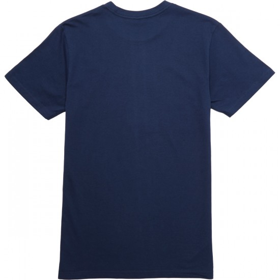 DC Star T-Shirt - Dark Indigo