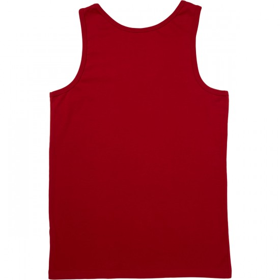 DC Rebuilt Tank Top - Chili Pepper