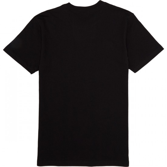 DC Star T-Shirt - Black/Dark Shadow