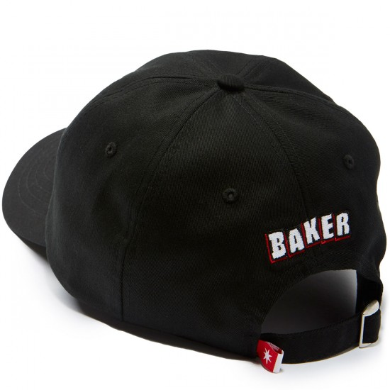 DC x Baker Decon Hat - Black