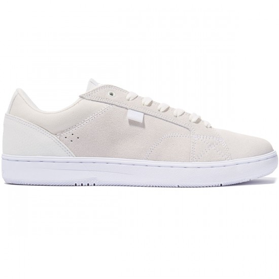 DC Astor S Shoes - Cream - 8.0