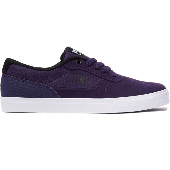 DC Switch S Shoes - Purple Haze - 8.0